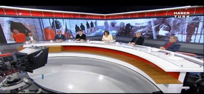 Habertürk'te IŞİD Konuşuldu