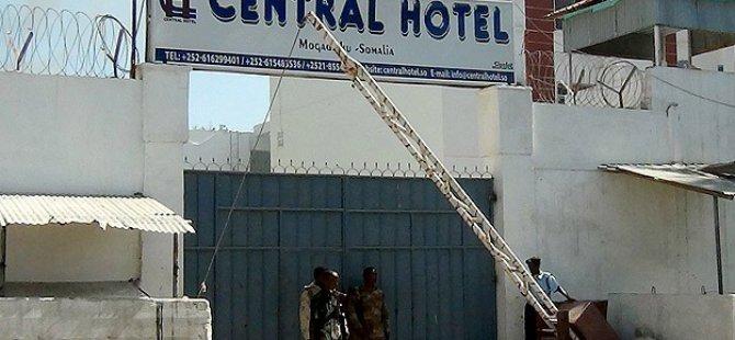 Somali'de Patlama: 12 Ölü
