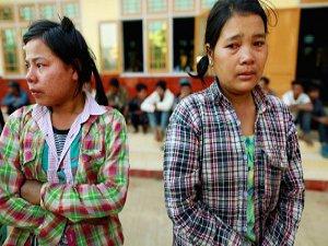 Myanmar Ordusu 100 Sivili Katletti