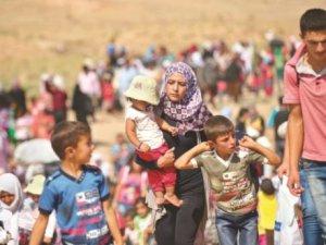 14 Milyon Suriyeli Evinden Uzakta