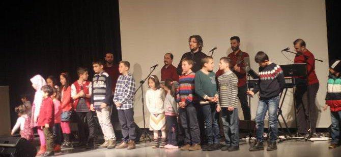 Erzurum'da Şehadet Gecesi Programı Düzenlendi