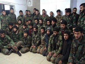 Suriyeli Direnişçiler Hizbullah Timini Ele Geçirdi (FOTO)