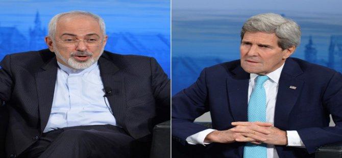 Kerry ve Zarif Arasındaki Nükleer Müzakereler Tamamlandı