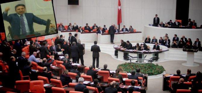 Meclis'te CHP'lileri Çıldırtan Konuşma