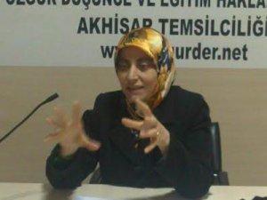 """Akhisar Özgür-Der'de """"Kurban"""" Konuşuldu"""