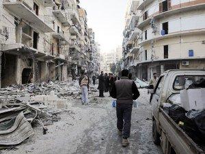 Hava Saldırıları Halep ve Dera'ya Büyük Hasar Verdi
