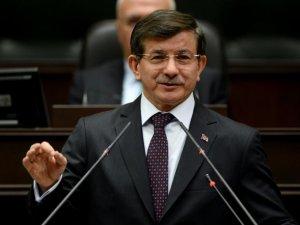 Başbakan Davutoğlu'ndan 'CHP Kapatılacak' İddiasına Yanıt