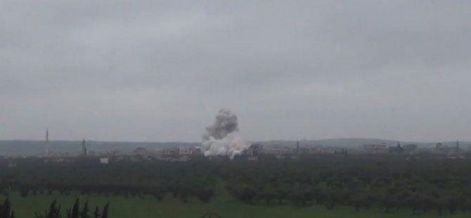 Direnişçiler İdlib'te 6 Bölgeyi Rejimden Aldı