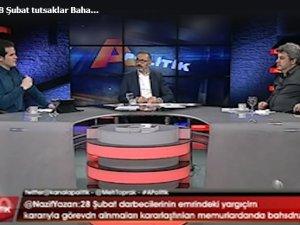 A Politik Bu Akşam (Pazartesi) Saat 21.30 Kanal A'da