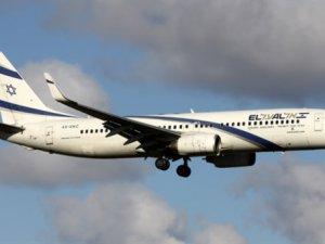 İsrail Yolcu Uçağıyla Silah Taşıdı