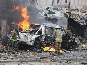 Kabil'de Bombalı Saldırı
