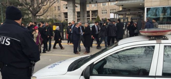 Ankara Dil Tarih'te Gerilim: Yaralı ve Gözaltılar Var