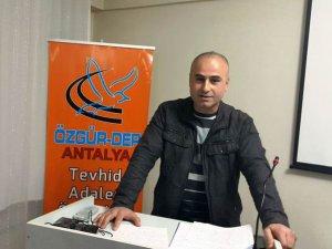 "Özgür-Der Antalya'da ""Haset"" Kavramı İşlendi"