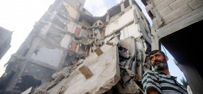 Gazze'nin İmarı 100 Yıl Alacak