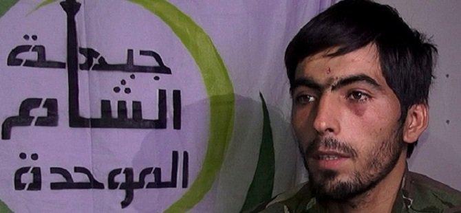 İranlı Askerden İtiraf: Suriye'ye Cihat İçin Geldim