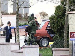 ABD'nin İstanbul Başkonsolosluğu Önünde Gözaltı