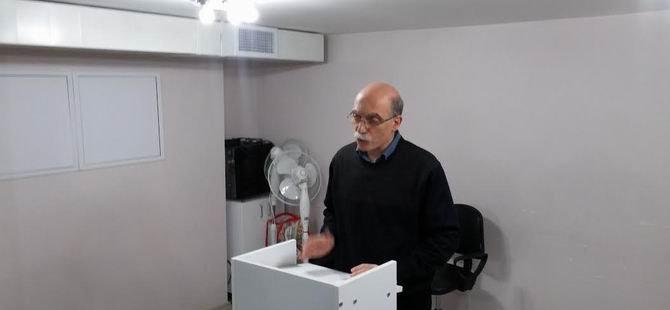 """Davet-Der'de """"İran İslam Devrimi"""" Semineri Yapıldı"""