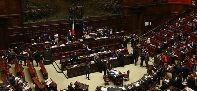İtalya Meclisi'nden Filistin Kararı