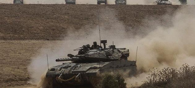 İşgal Ordusu Batı Şeria'da Tatbikat Başlattı