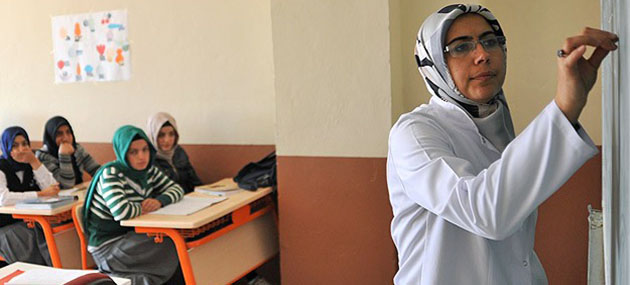 47 Bin Öğretmen Kadrosu Açılıyor