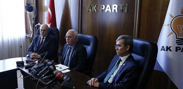 AK Parti'den İç Güvenlik Paketi Açıklaması