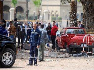 Kahire'de Patlama: 1 Ölü 9 Yaralı
