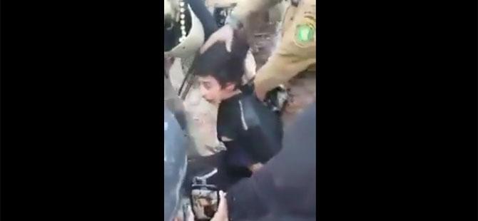 Irak Askerleri ve Militanlar 15 Yaşında Çocuğu Katletti