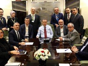 """Erdoğan: """"Suudiler Adım Atarsa Devran Tersine Döner"""""""