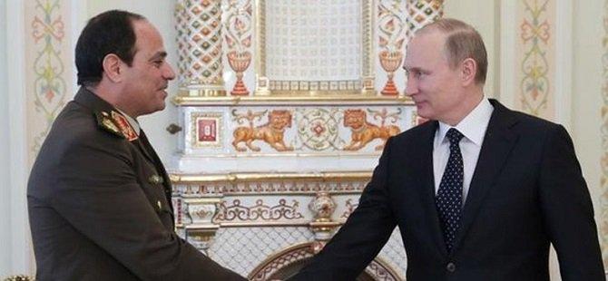 Rusya-Mısır Askeri İşbirliği
