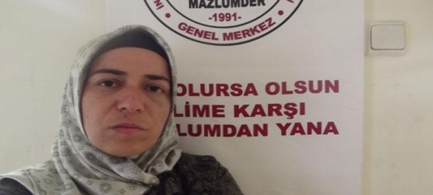 Mazlumder Koordinatörü HDP'den Aday Adayı