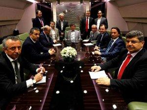 Davutoğlu: Musul'da Doğrudan Çatışmayız