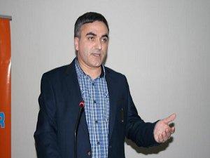 Özgür-Der Antalya'da  ''İman ve Ahlak İlişkisi'' Semineri
