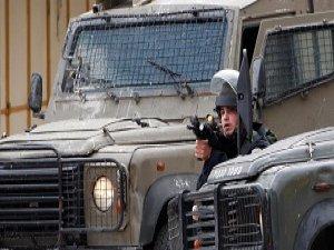 Kudüs'te 12 Kişi İşgalci Silahıyla Gözlerini Kaybetti