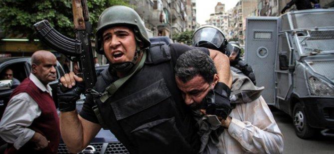 Mısır'da Polis Şiddeti: Karakollarda 124 Ölüm