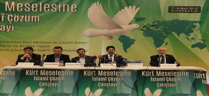 Kürt Meselesine İslami Çözüm Çalıştayının 1. Günü