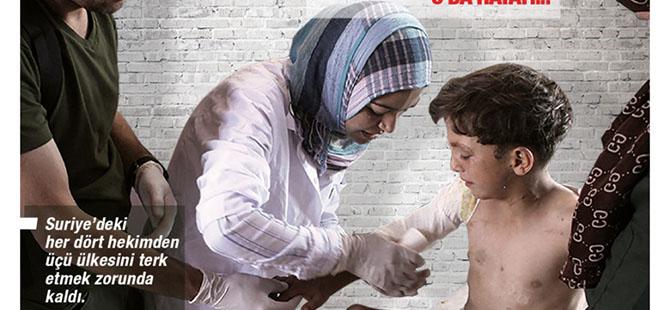 Suriye'nin O Hekime İhtiyacı Var!