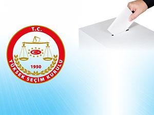 Seçim Takvimi Yarın Başlıyor