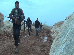 Halep'te Direnişçiler 30 Rejim Askerini Öldürdü