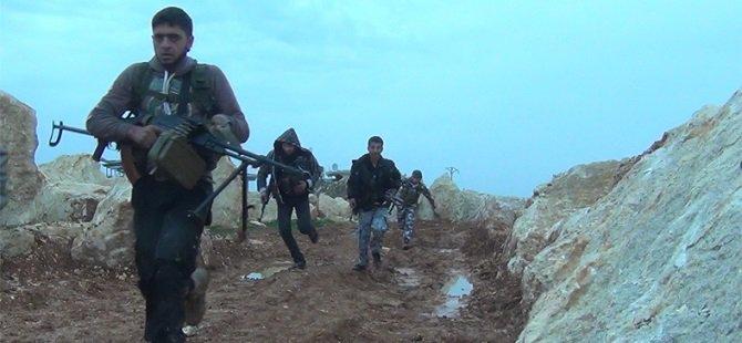 Fetih Ordusundan Esed Güçlerine Büyük Operasyon