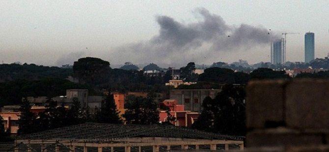 Libya'da Halife Hafter Saldırıları ve Boşaltılan Kentler (FOTO)