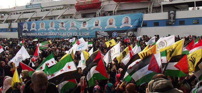 Siyonist İsrail Çetesi İle Normalleşme Anlaşması TBMM'de Kabul Edildi