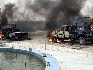 Irak'ta Bombalı Saldırı: 9 Ölü