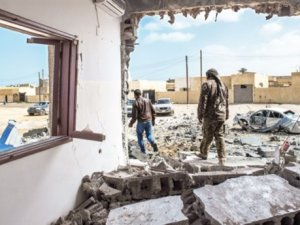 Libya'da IŞİD ve Darbecilerden Çifte Tehdit