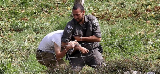 İsrail Güçleri 20 Filistinliyi Gözaltına Aldı