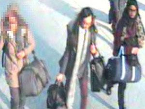 Suriye'ye Giden 3 Genç Kız İçin Londra Polisinden Özür