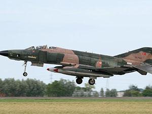 RF-4F Uçakları Artık Uçmayacak!