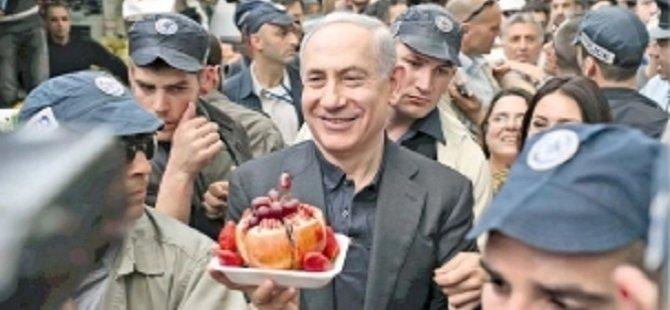 Netanyahu'nun Uluslararası Çete İddiası