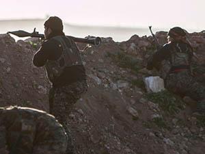 IŞİD Rasulayn'a Saldırı Başlattı