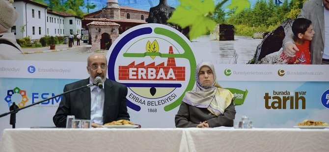 """Tokat'ta """"Modern Çağda Müslümanın Sorumlulukları"""" Paneli"""