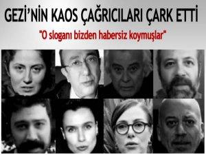 Gezi'nin Kaos Çağrıcıları Çark Etti